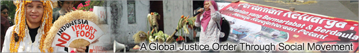 Indonesian for Global Justice