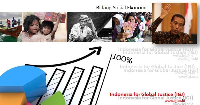 Catatan Tengah Tahun Kinerja Sosial Ekonomi Pemerintahan Jokowi-Jk