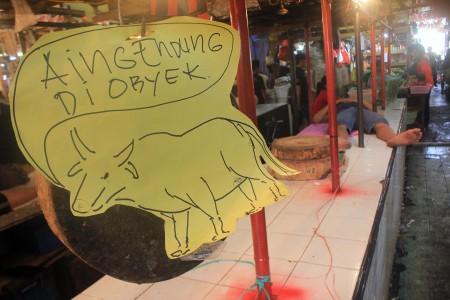 Mengurai Pangkal Kisruh Daging Sapi