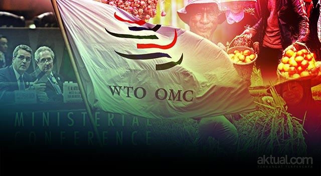 Indonesia Kalah dari WTO, Musibah Besar Bagi Nasib Petani Kecil