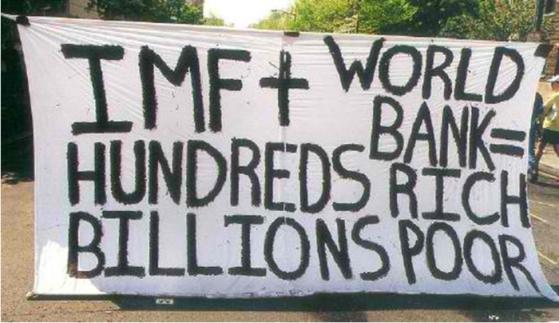 """Siaran Pers Gerak Lawan : """"Menggagas Alternatif Dunia tanpa Bank Dunia"""""""