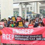 Perjanjian RCEP Melindungi Investor, Merampas Hak Rakyat