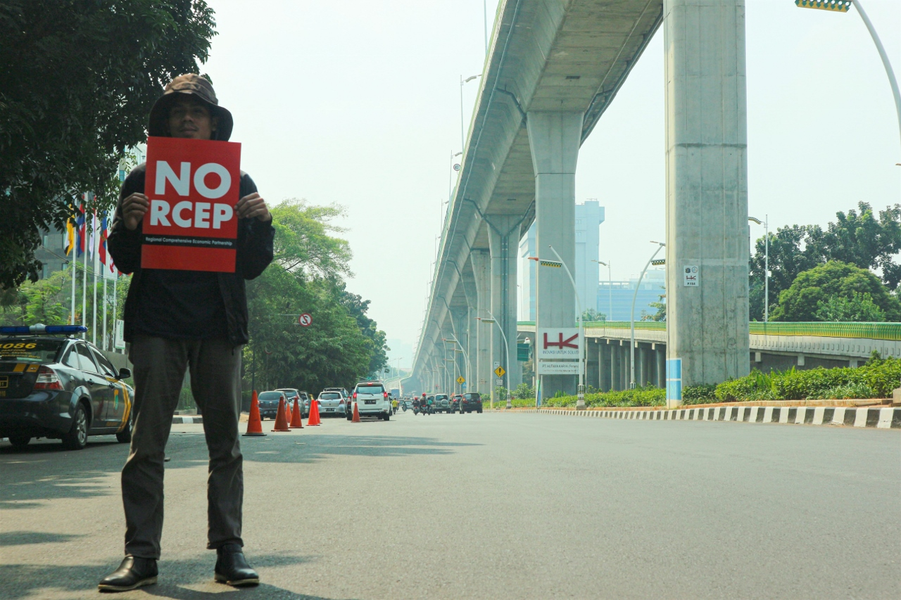 Open Letter Demanding the Release of the RCEP Text