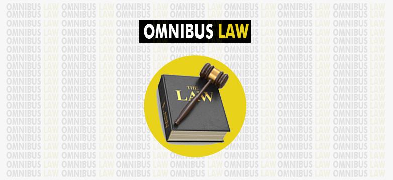 Pemerintah dan DPR Didesak Demokratis & Transparan Dalam Pembahasan Omnibus Law