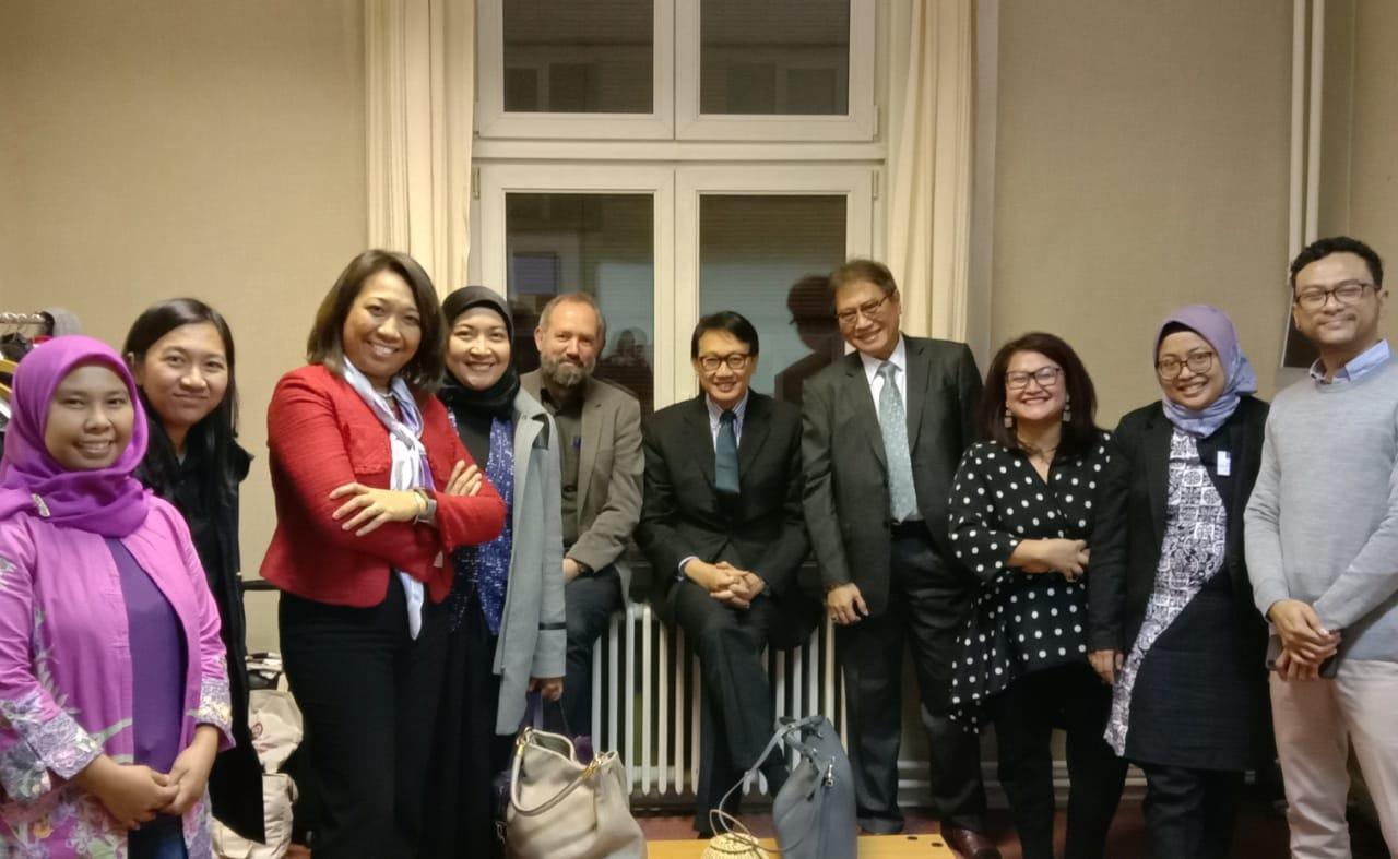 """Menilik Pertarungan Kepentingan Dalam Hubungan Dagang Indonesia dan Uni Eropa"""
